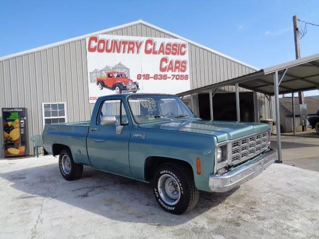 Picture of 1977 C/K 10 - $12,950.00 - N3LQ