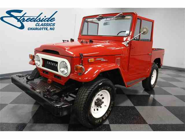 Picture of '72 Land Cruiser FJ - N3MA
