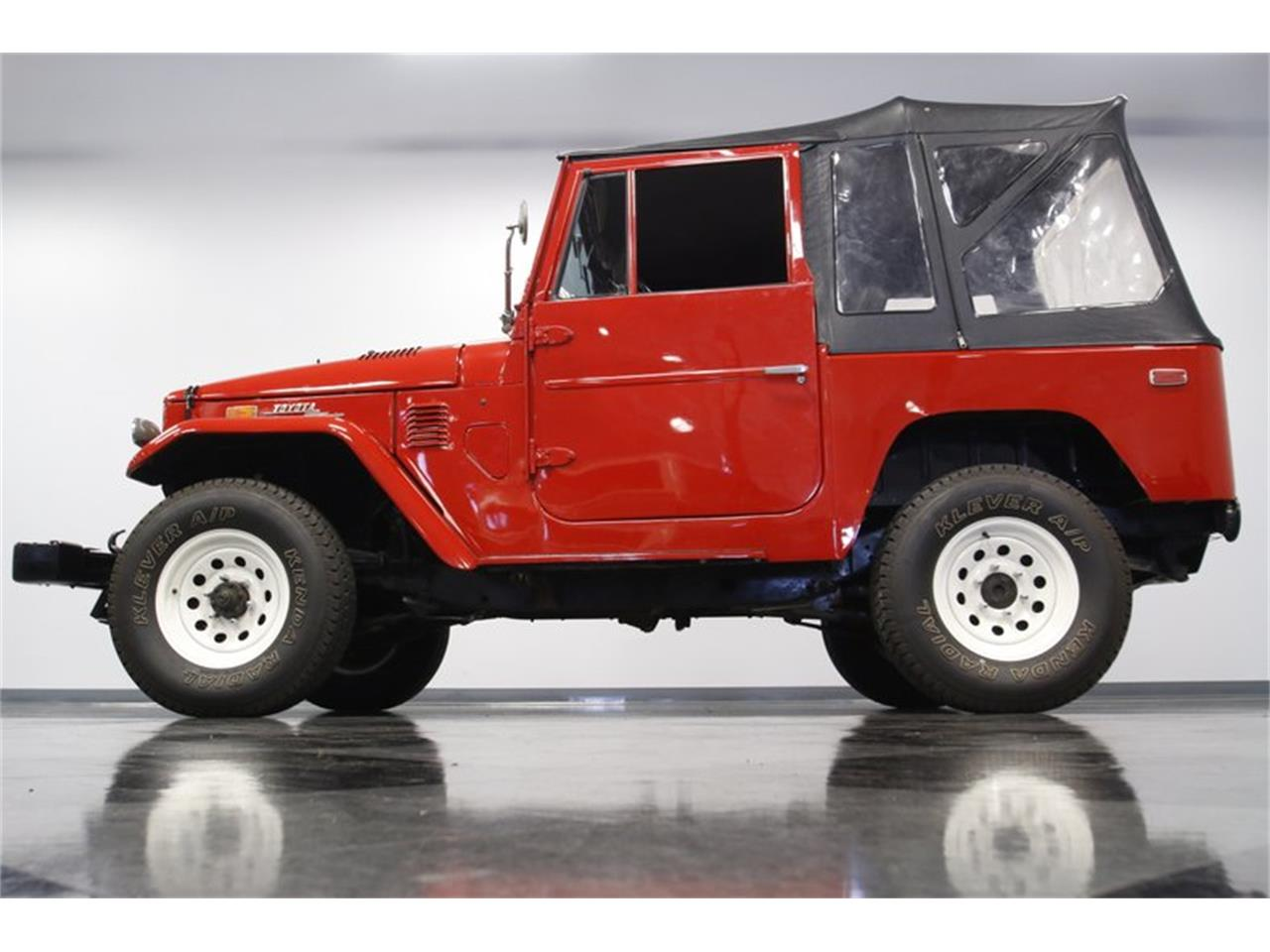 Large Picture of Classic 1972 Land Cruiser FJ located in Concord North Carolina Offered by Streetside Classics - Charlotte - N3MA