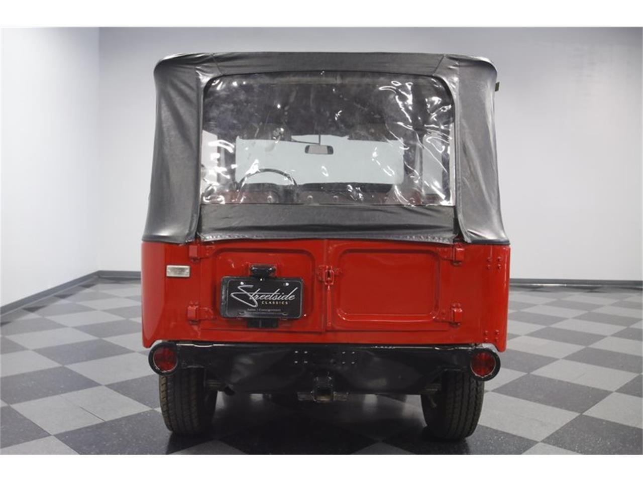 Large Picture of Classic 1972 Land Cruiser FJ located in North Carolina - $26,995.00 Offered by Streetside Classics - Charlotte - N3MA