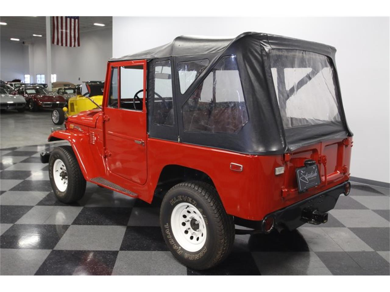 Large Picture of 1972 Land Cruiser FJ Offered by Streetside Classics - Charlotte - N3MA