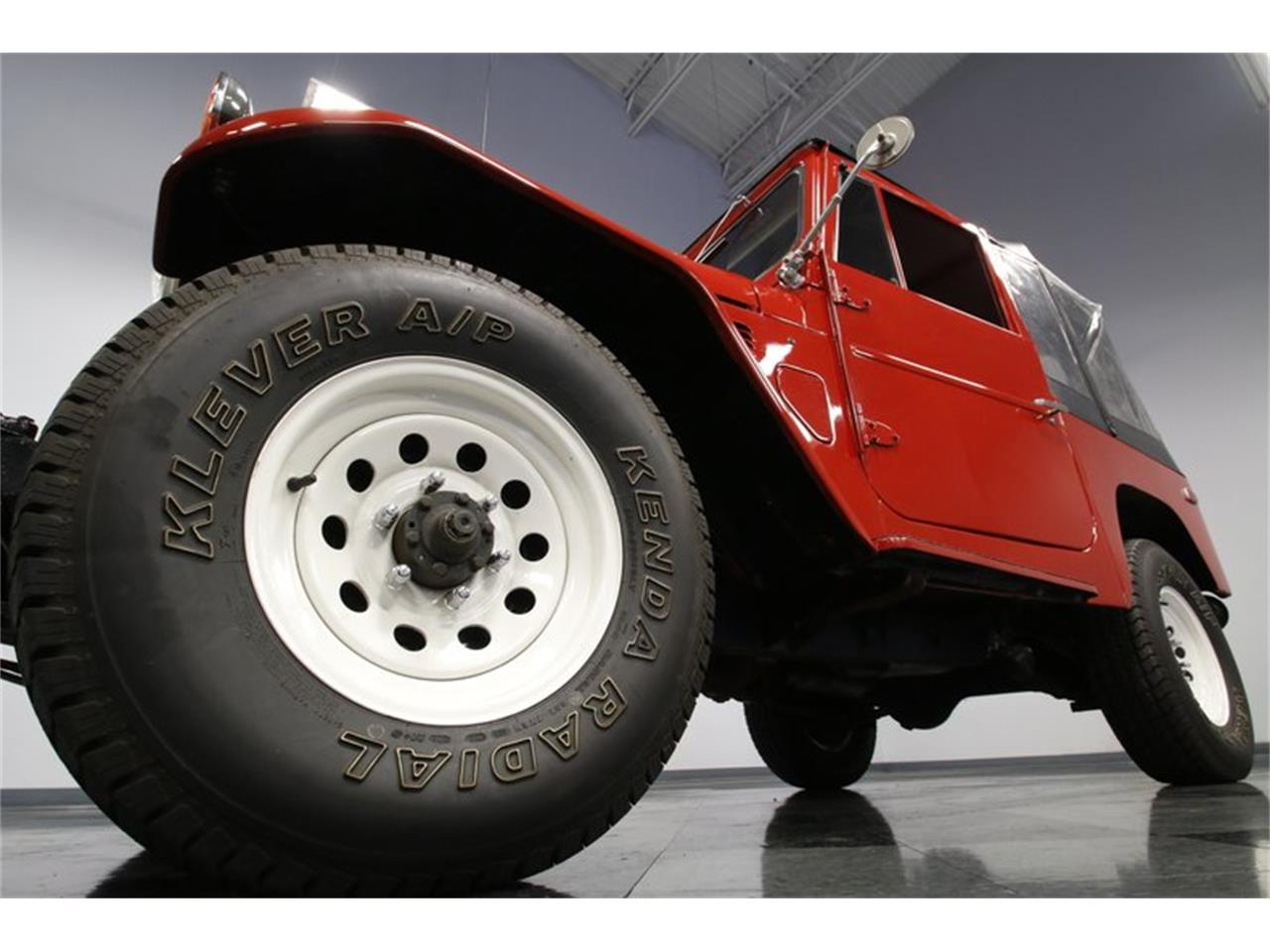 Large Picture of '72 Toyota Land Cruiser FJ - $26,995.00 Offered by Streetside Classics - Charlotte - N3MA