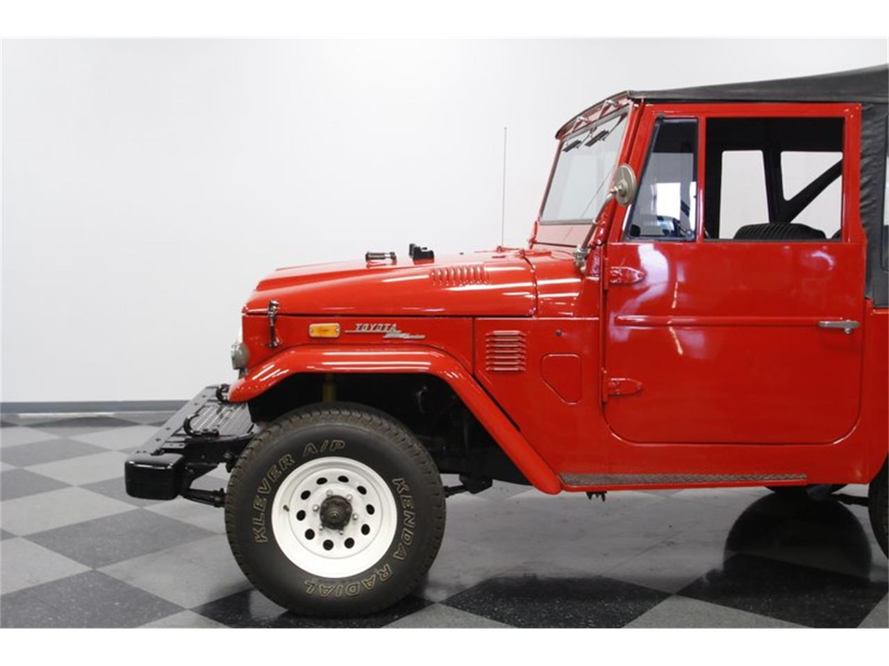 Large Picture of Classic '72 Land Cruiser FJ - N3MA