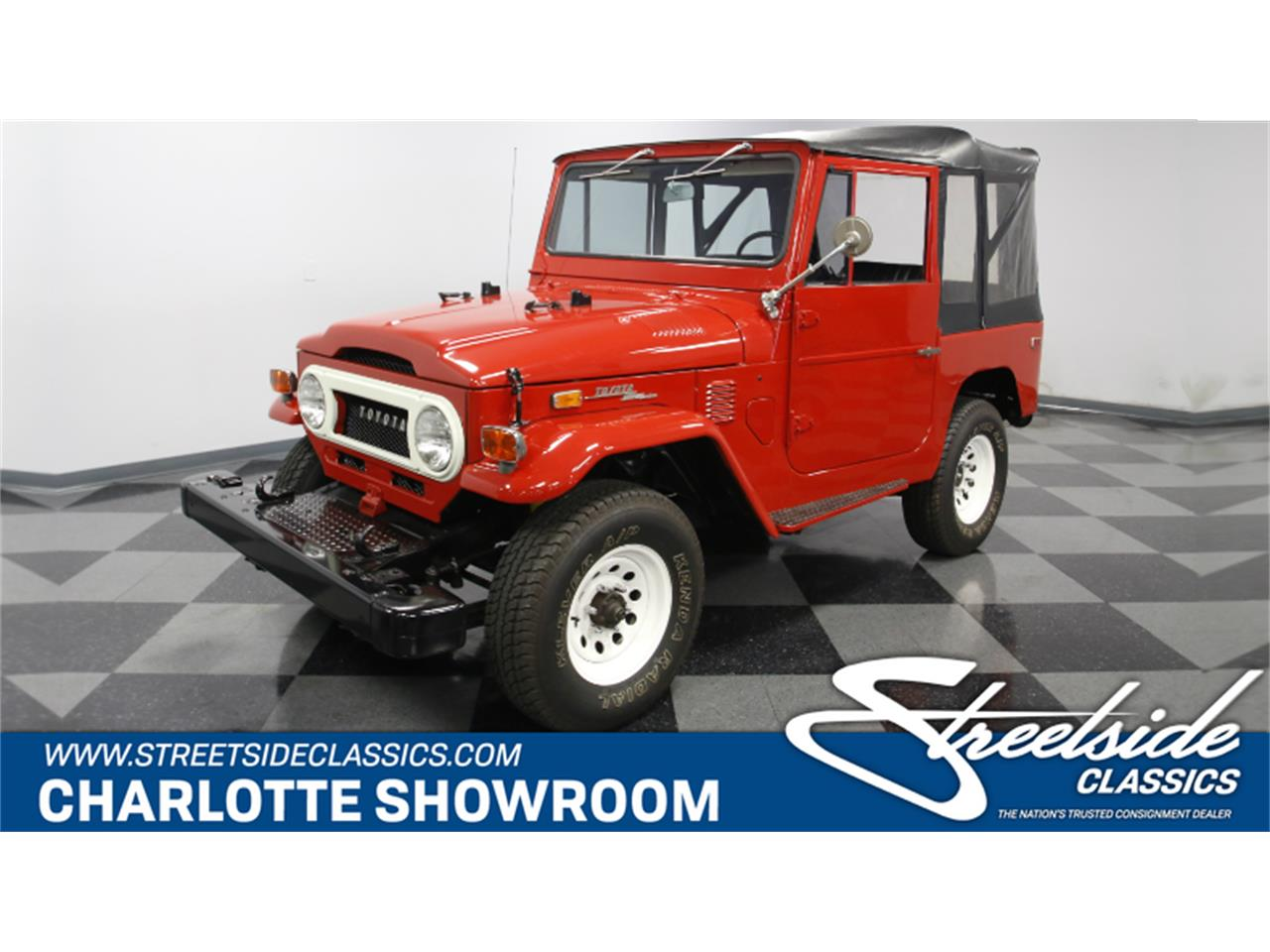 Large Picture of '72 Land Cruiser FJ - $26,995.00 Offered by Streetside Classics - Charlotte - N3MA