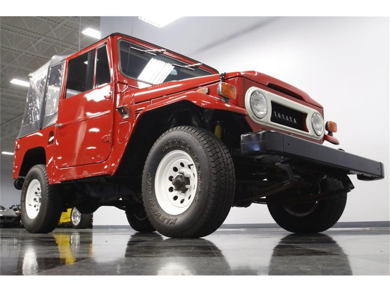 Large Picture of '72 Land Cruiser FJ located in Concord North Carolina Offered by Streetside Classics - Charlotte - N3MA