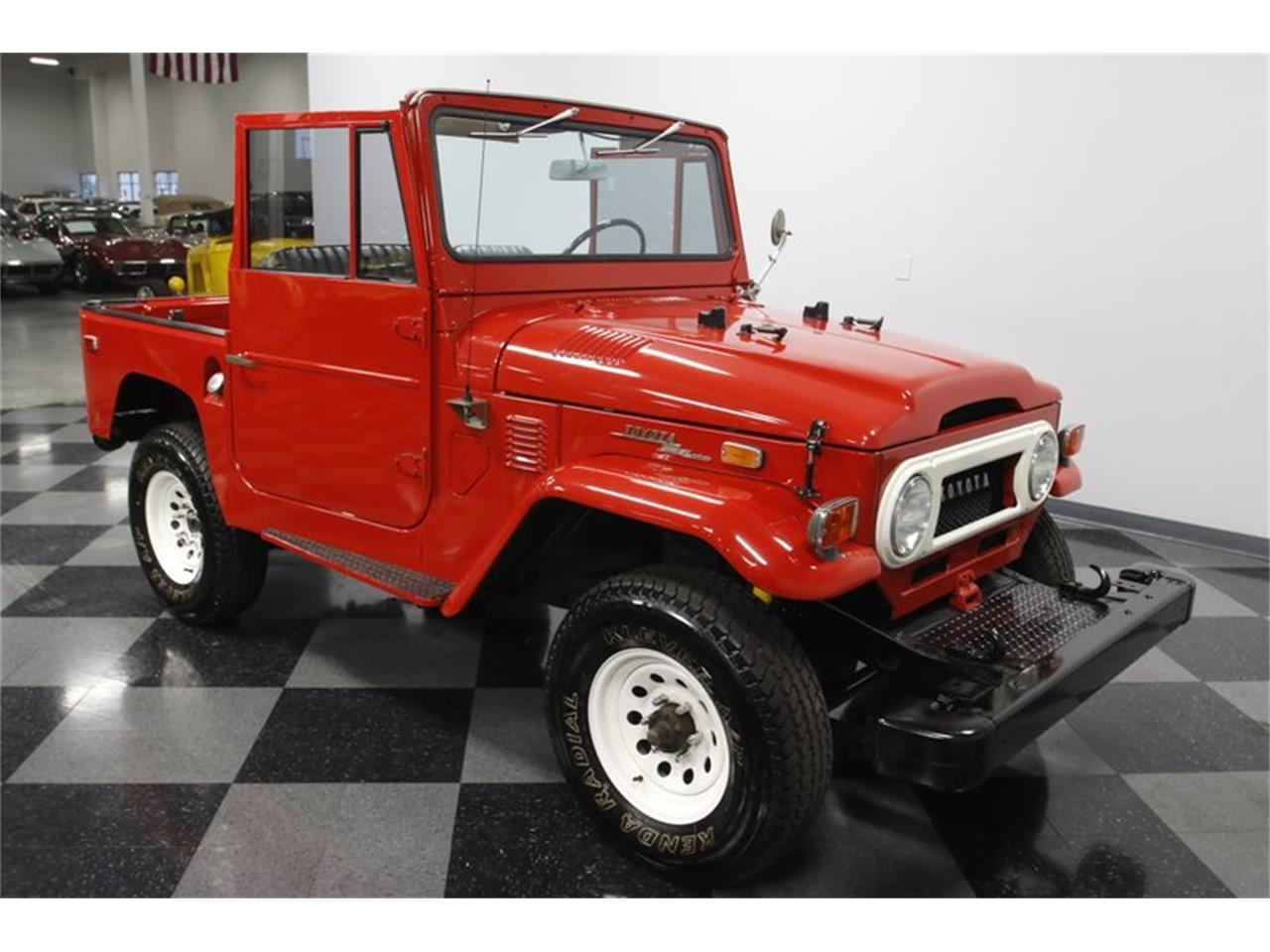 Large Picture of Classic '72 Toyota Land Cruiser FJ - $26,995.00 Offered by Streetside Classics - Charlotte - N3MA