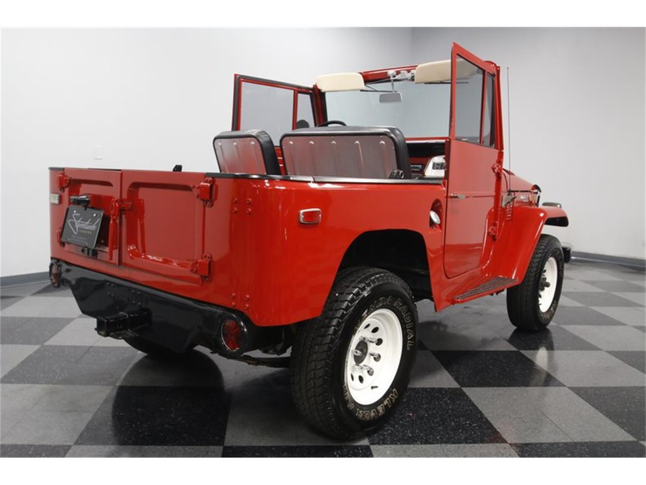 Large Picture of Classic '72 Land Cruiser FJ - $26,995.00 Offered by Streetside Classics - Charlotte - N3MA