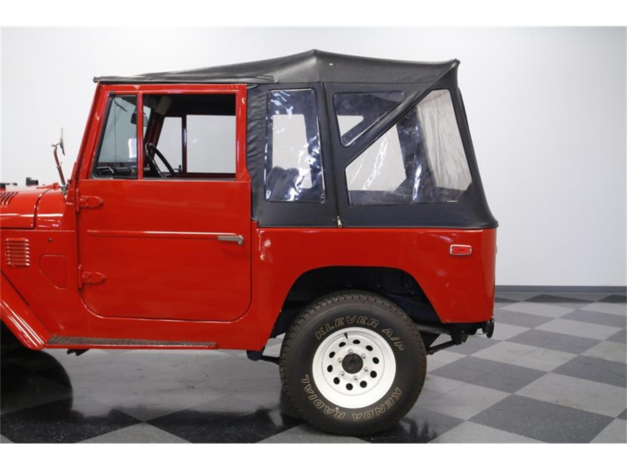 Large Picture of Classic 1972 Toyota Land Cruiser FJ - $26,995.00 Offered by Streetside Classics - Charlotte - N3MA