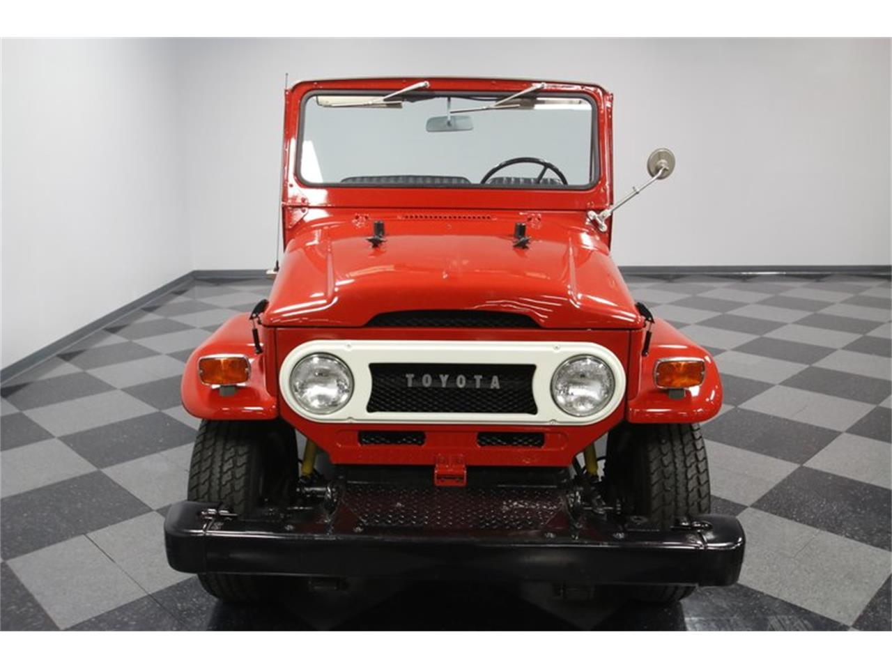 Large Picture of '72 Land Cruiser FJ Offered by Streetside Classics - Charlotte - N3MA