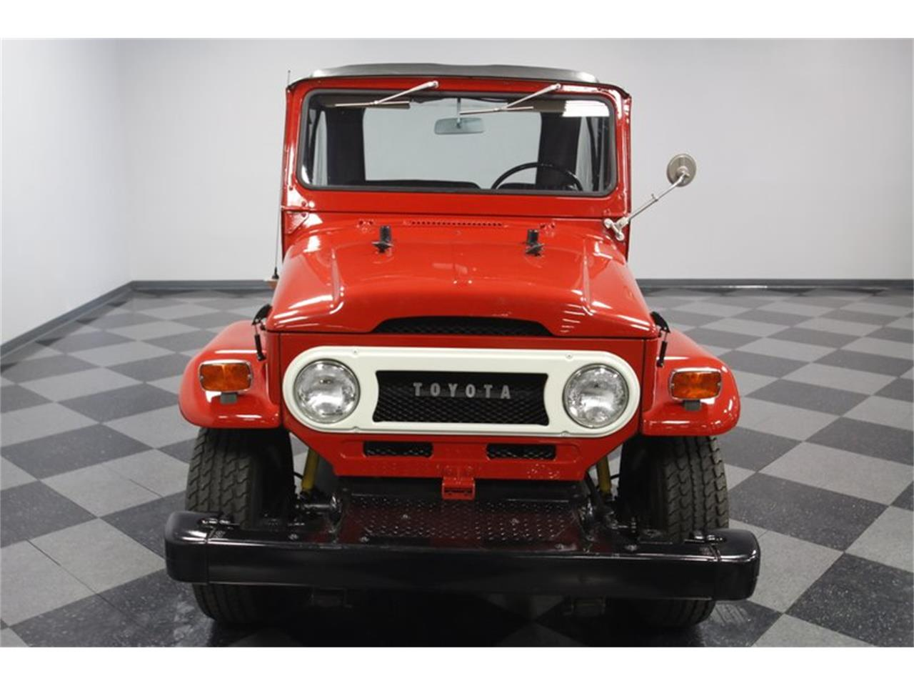 Large Picture of '72 Land Cruiser FJ located in North Carolina - $26,995.00 Offered by Streetside Classics - Charlotte - N3MA