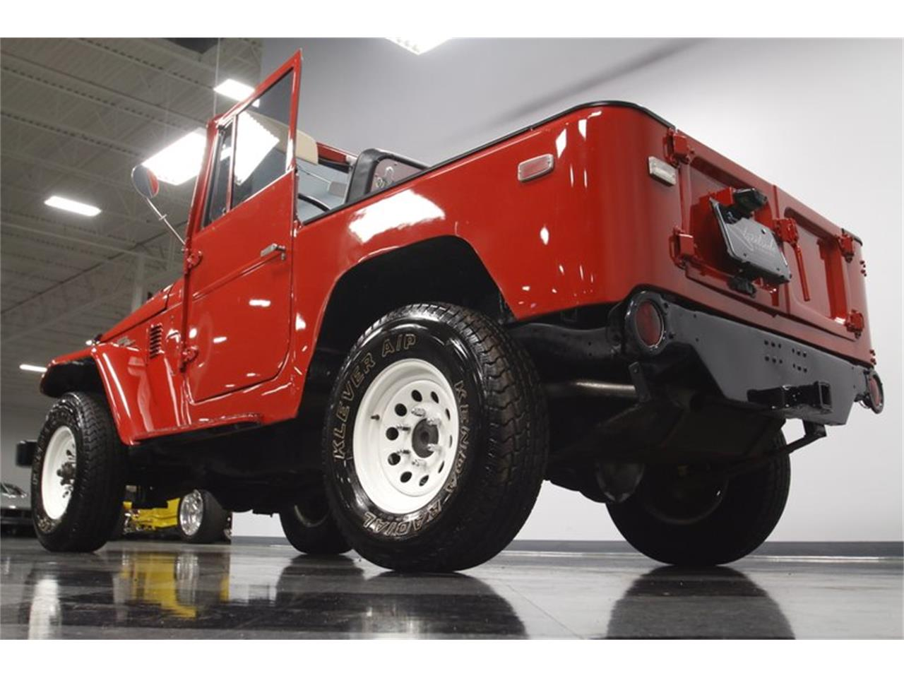 Large Picture of '72 Toyota Land Cruiser FJ located in Concord North Carolina - N3MA