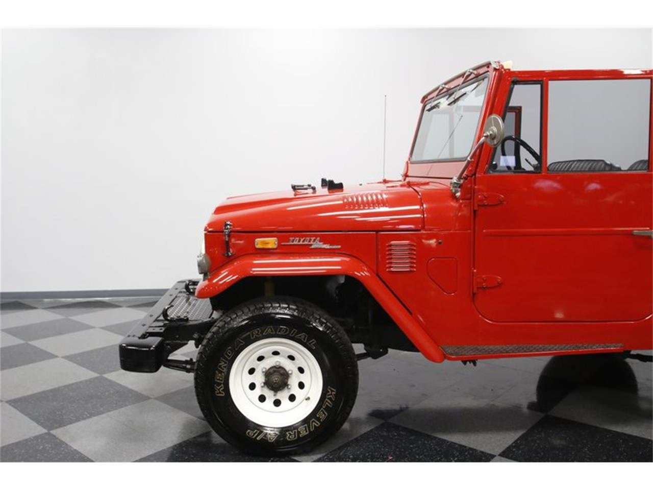 Large Picture of Classic '72 Toyota Land Cruiser FJ located in Concord North Carolina - $26,995.00 Offered by Streetside Classics - Charlotte - N3MA
