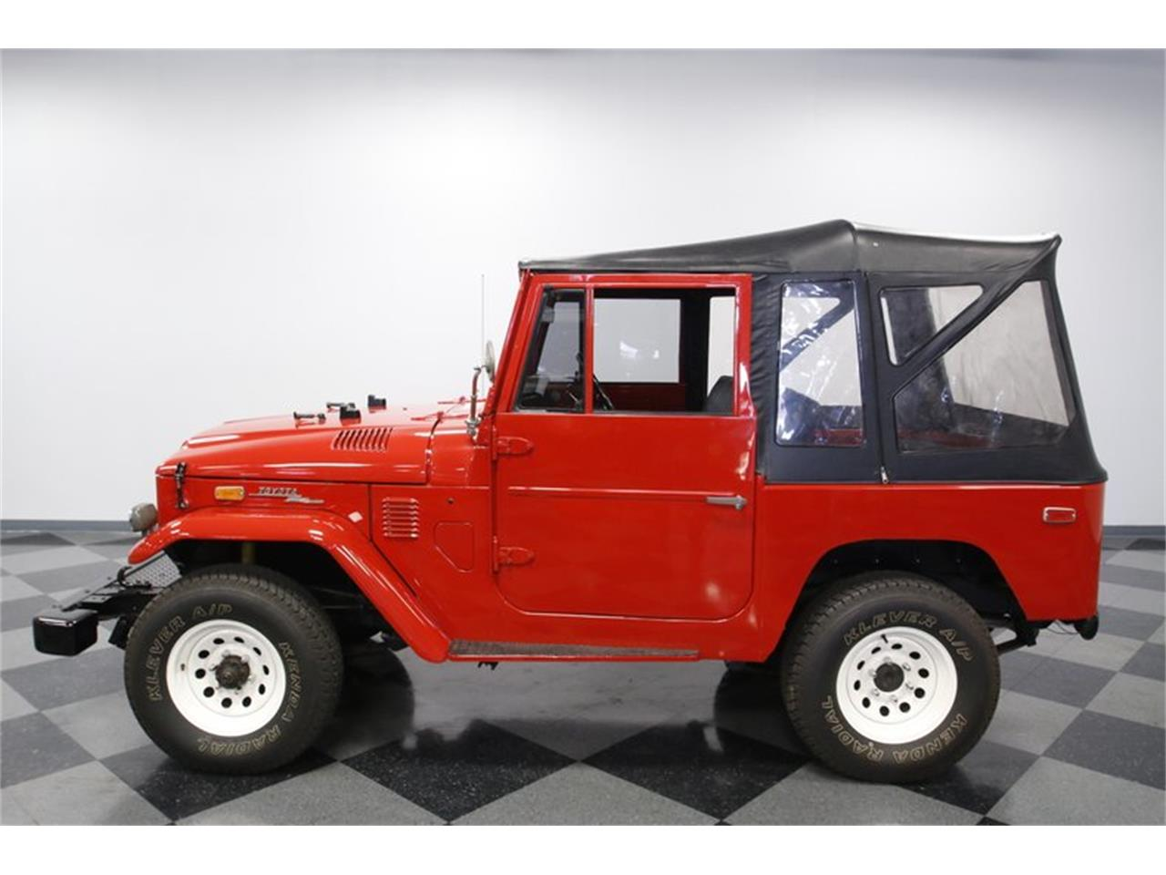 Large Picture of '72 Toyota Land Cruiser FJ located in Concord North Carolina - $26,995.00 Offered by Streetside Classics - Charlotte - N3MA