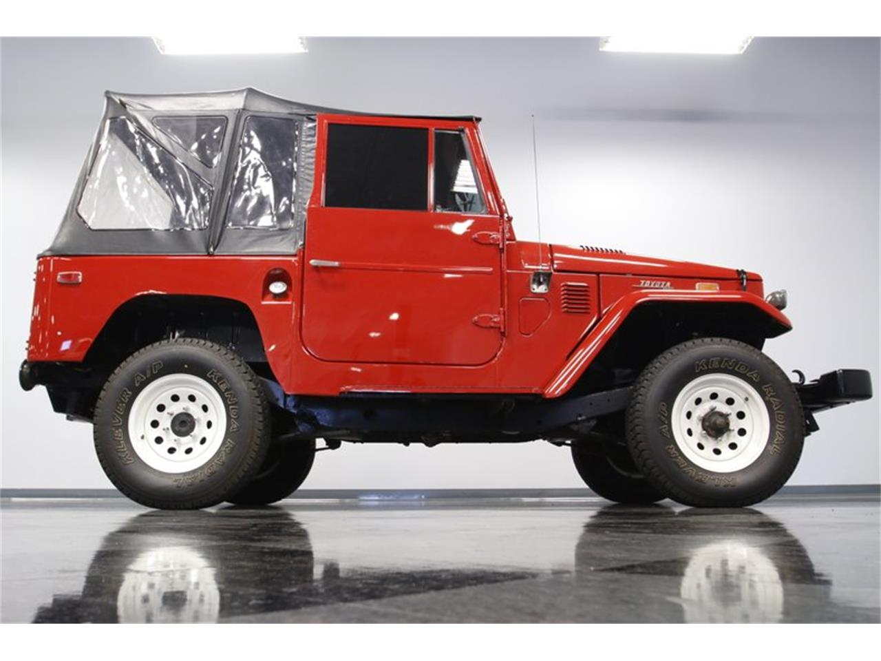 Large Picture of '72 Toyota Land Cruiser FJ Offered by Streetside Classics - Charlotte - N3MA