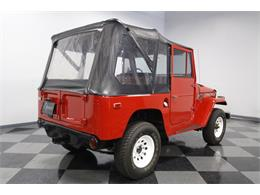 Picture of Classic '72 Toyota Land Cruiser FJ - $26,995.00 Offered by Streetside Classics - Charlotte - N3MA
