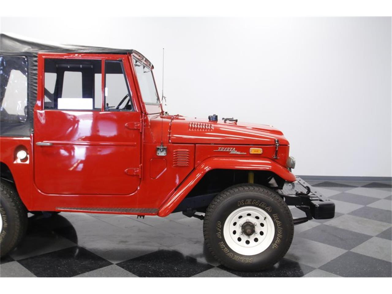 Large Picture of Classic 1972 Land Cruiser FJ - N3MA