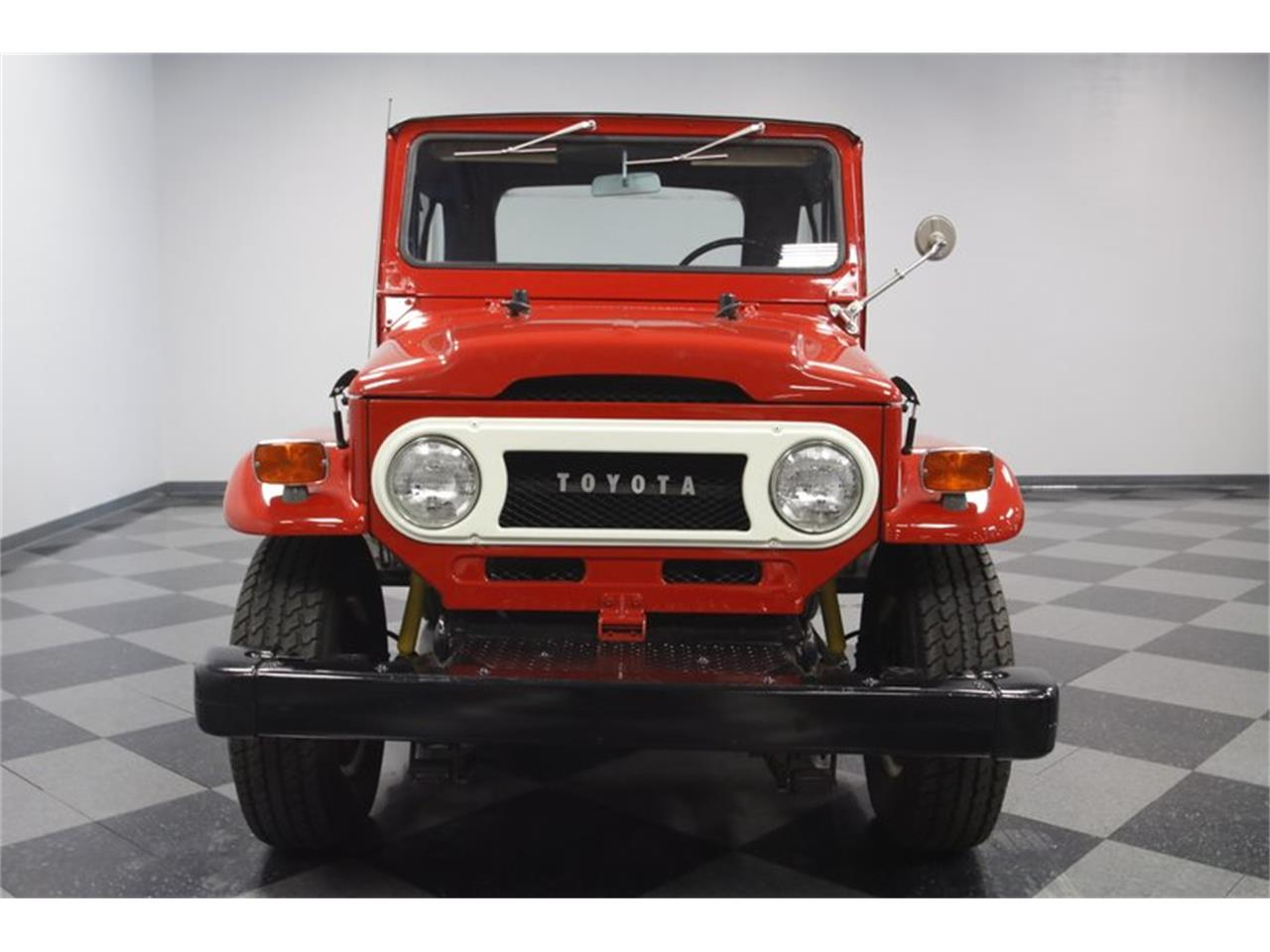 Large Picture of Classic 1972 Land Cruiser FJ located in Concord North Carolina - $26,995.00 Offered by Streetside Classics - Charlotte - N3MA