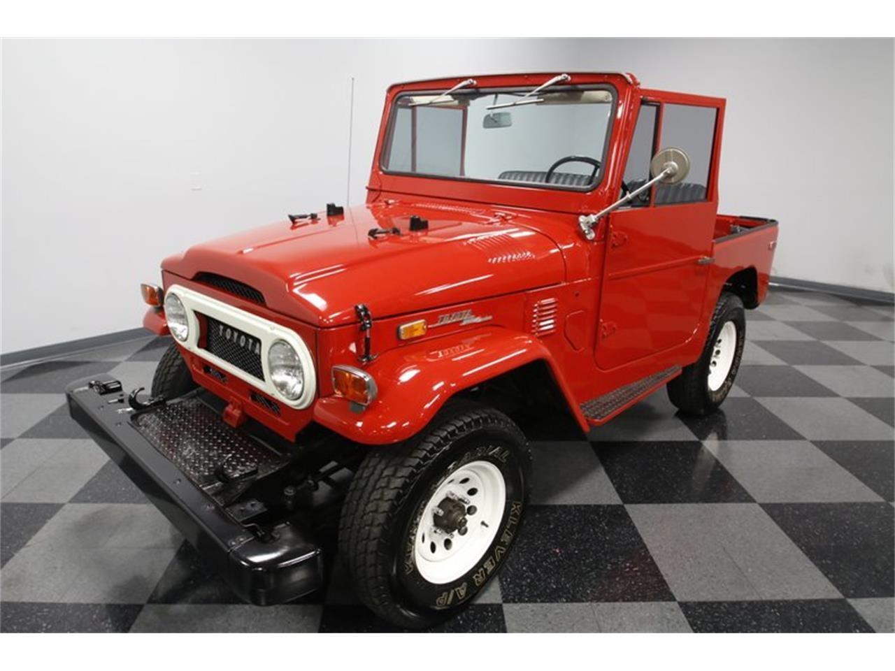 Large Picture of 1972 Toyota Land Cruiser FJ located in Concord North Carolina - N3MA