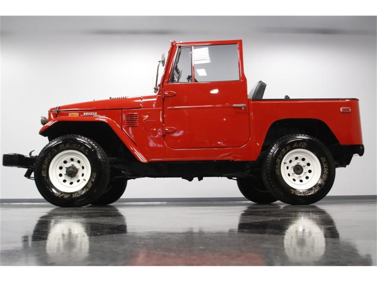 Large Picture of Classic '72 Land Cruiser FJ Offered by Streetside Classics - Charlotte - N3MA