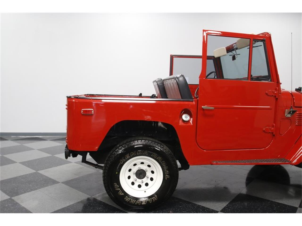Large Picture of '72 Toyota Land Cruiser FJ located in Concord North Carolina Offered by Streetside Classics - Charlotte - N3MA
