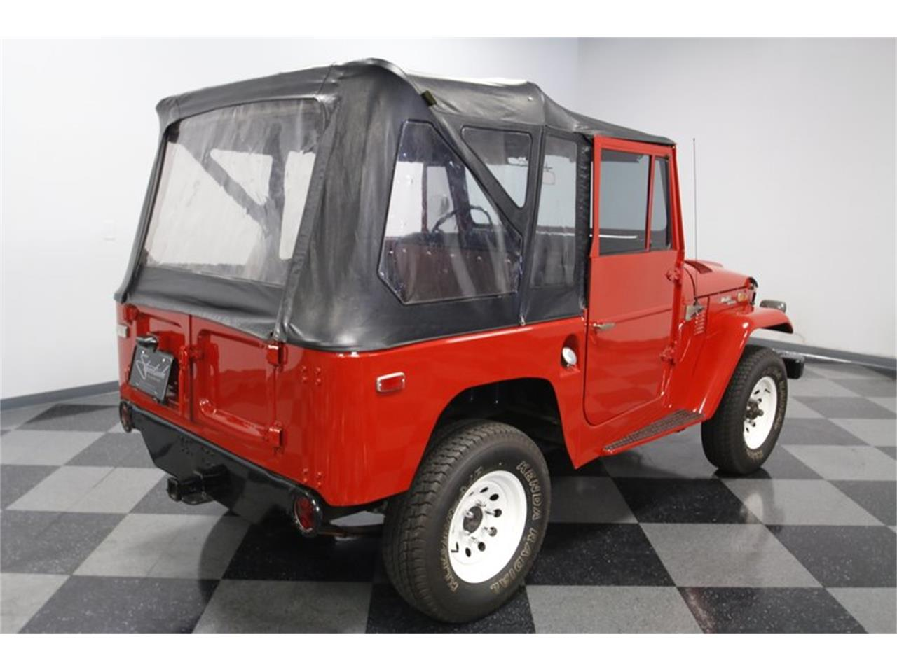 Large Picture of Classic '72 Land Cruiser FJ located in North Carolina Offered by Streetside Classics - Charlotte - N3MA