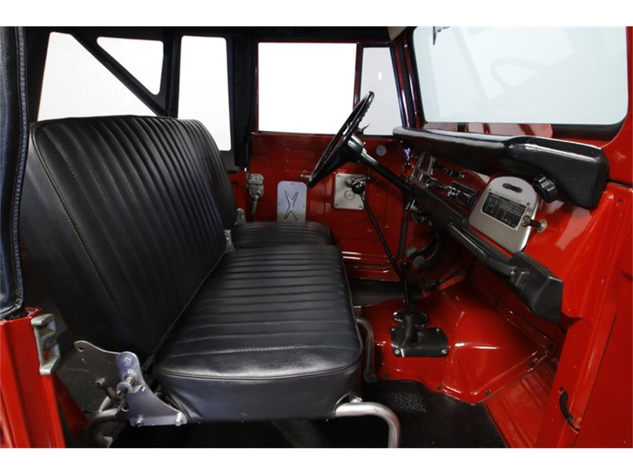 Large Picture of '72 Land Cruiser FJ - N3MA