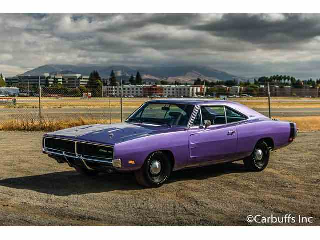 Picture of '69 Charger - N3MS