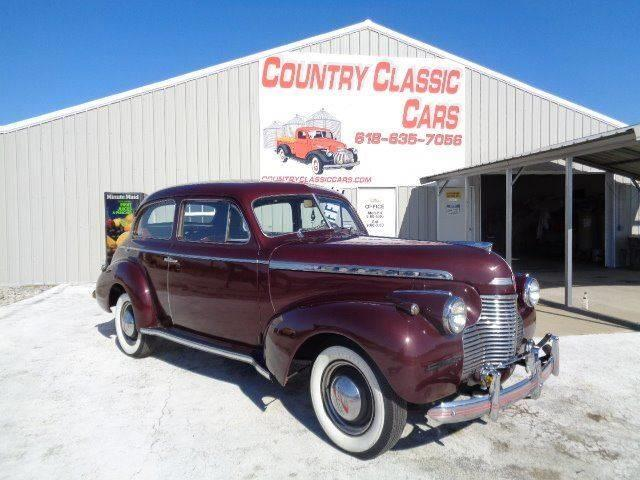 Picture of '40 Special Deluxe - MY7W