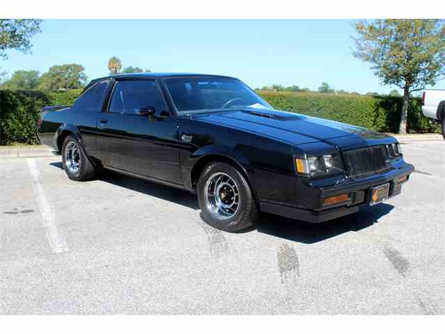 Picture of 1987 Buick Grand National located in Sarasota Florida - $36,500.00 - N3N3