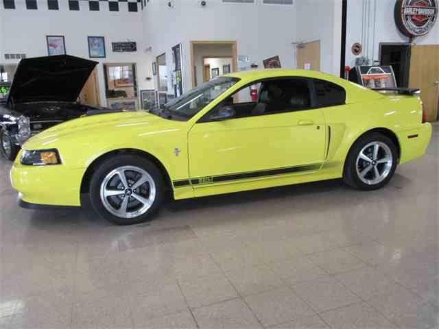 Picture of '03 Mustang - N3N9