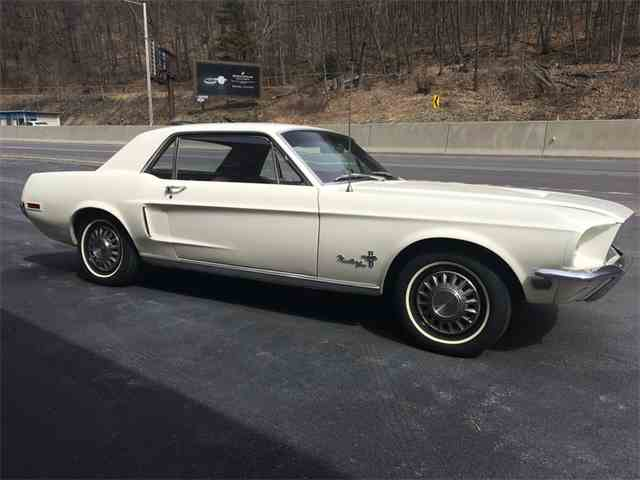 Picture of '68 Mustang - N3NK
