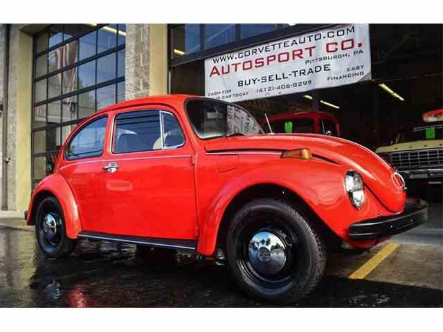 Picture of '72 Beetle - N3NN