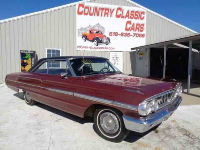Ford Galaxy Fuse Box For Sale : Ford galaxie for sale on classiccars