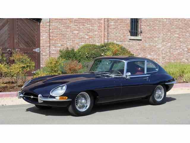 Picture of '67 E-Type - N3NX