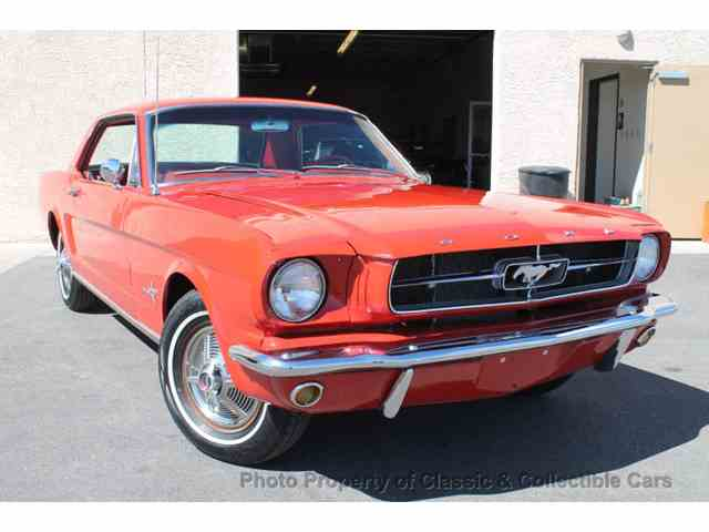 Picture of '65 Mustang - N3O0