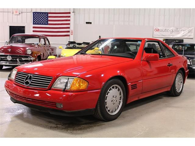 Picture of 1991 Mercedes-Benz 300SL Offered by  - N3O4