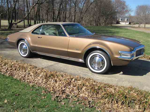 Picture of Classic 1968 Oldsmobile Toronado located in ARKANSAS - $24,000.00 Offered by a Private Seller - N3OB