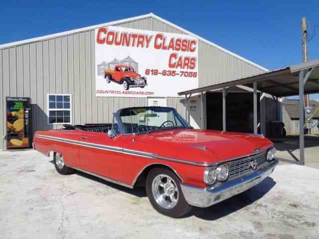 Picture of '62 Galaxie 500 - MY82