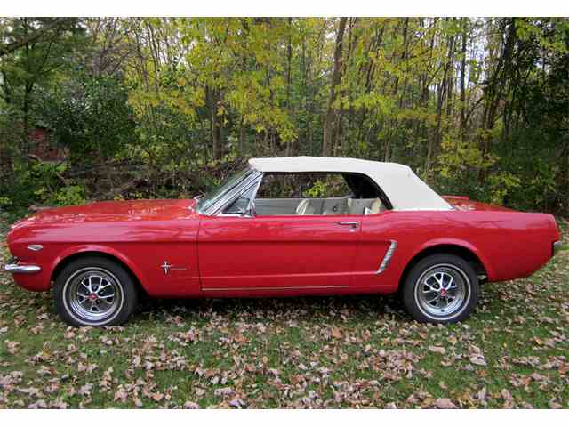 Picture of Classic '65 Mustang located in New York - N3ON
