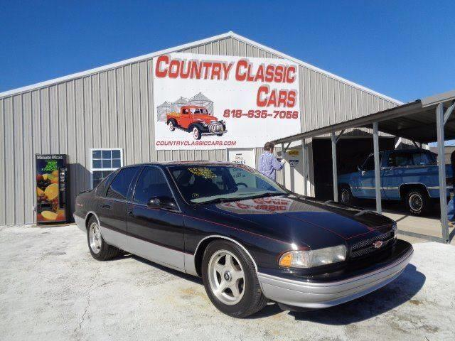 Picture of 1995 Chevrolet Impala - $10,750.00 Offered by  - MY83