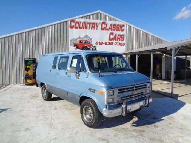 Picture of 1987 Chevrolet G20 located in Staunton Illinois - MY85