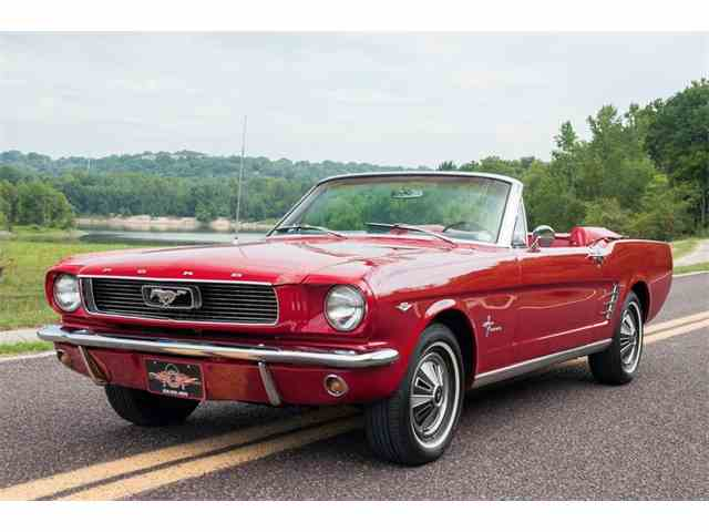Picture of '66 Mustang - MXOF