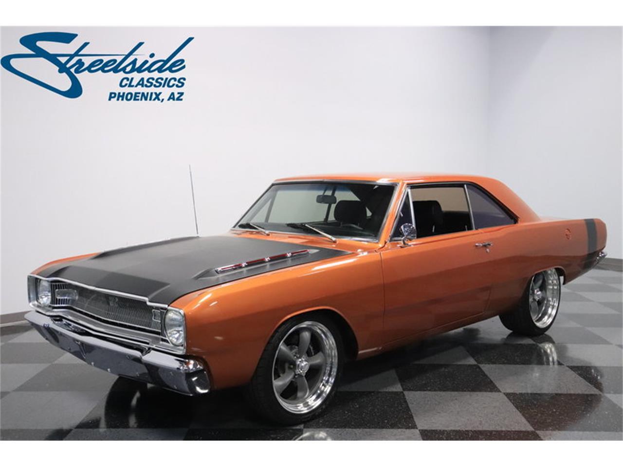 1967 Dodge Dart Restomod For Sale Classiccarscom Cc 1077913