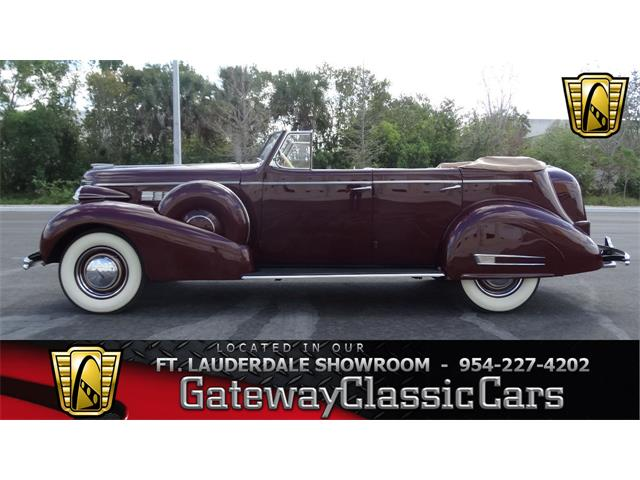 Picture of '37 Roadmaster - N3QP