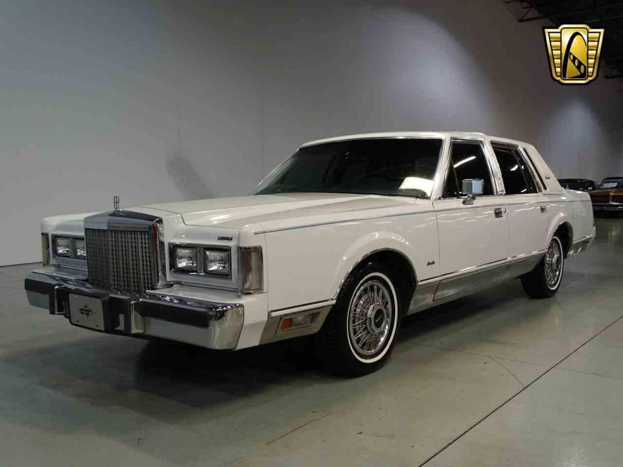 1985 Lincoln Town Car for Sale | ClicCars.com | CC-1077938