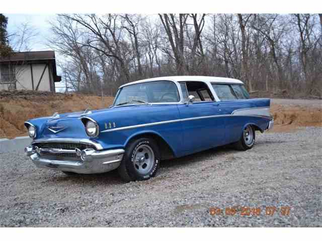 Picture of '57 Chevrolet Nomad located in Cadillac Michigan - $44,995.00 Offered by Classic Car Deals - N3QY
