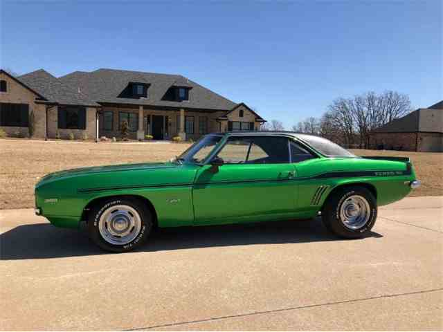 Picture of Classic 1969 Camaro Offered by Classic Car Deals - N3R4