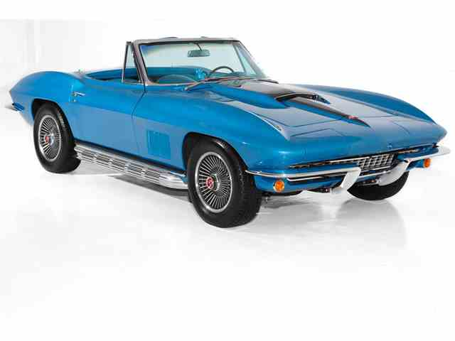 Picture of Classic '67 Chevrolet Corvette located in Iowa Offered by  - N3RG