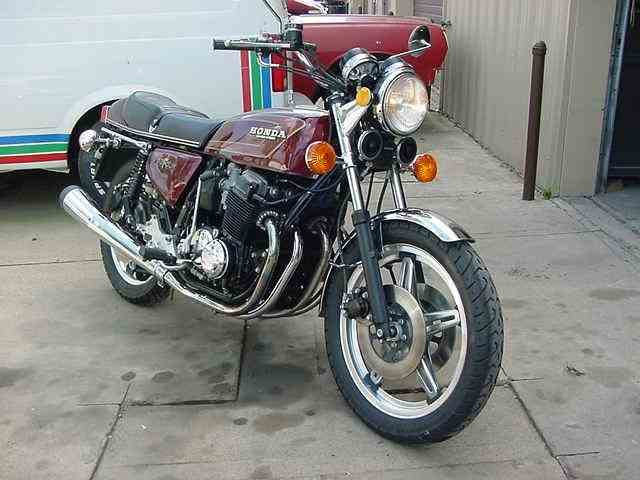 Picture of '77 CB750 - N3RK