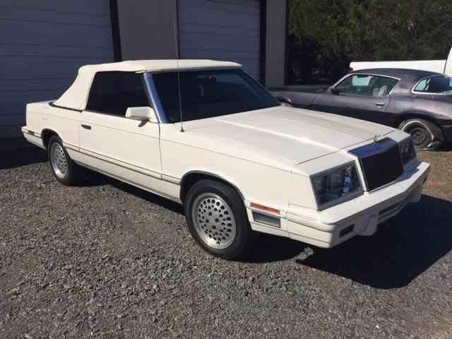 Picture of '82 LeBaron - N3RQ
